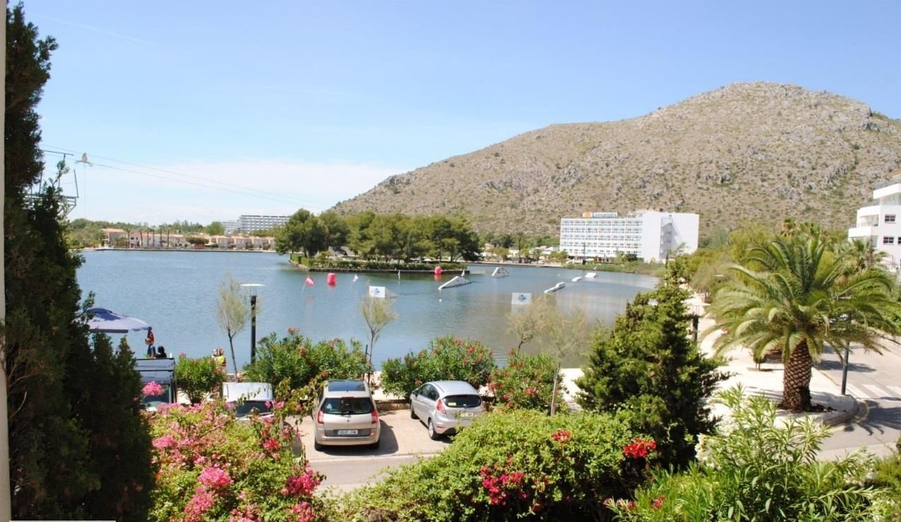 Alcudia 2SZ apartment-see