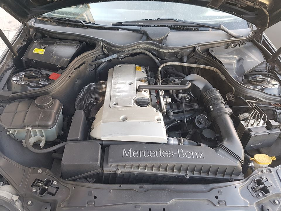 MB 180 Motor