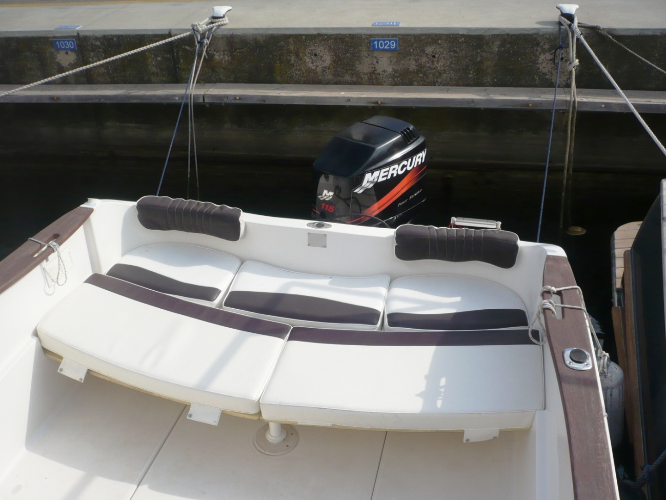 Quicksilver 620 Cruiser6
